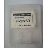 Adaptador Micro Se Para Psvit Sd2vita Para Cualquier Version