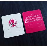 Cartela (tag, Etiqueta) Para Brincos. Personalizada
