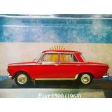 Autos Inolvidables Argentinos Fiat1500 Envios A Todo El Pais