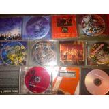 Cds Heavy, Neo, Industrial, Iron Maiden, Linkin Y Rammstein