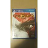 God Of War 3 Ps4 Fisico Nuevo Sellado - Playgamers