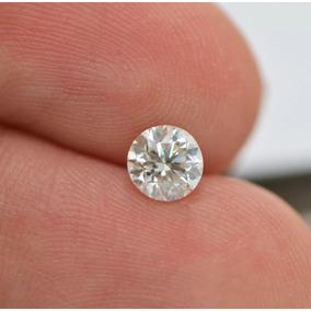 Diamante , 1.05 Cts Certificado Igl, Cor H, Si2, 6,45 Mm!