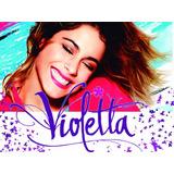 Franelas De Violetta Violeta Sublimadas