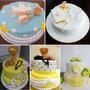 Tortas Cumpleaños, Bodas, 15 Años, Comunión, Bautismos
