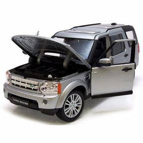 Miniatura Land Rover Discovery 4 1:24 Welly