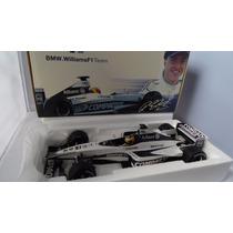 Minichamps Williams F1 Team Bmw Fw22 Ralf Schumacher 1:18