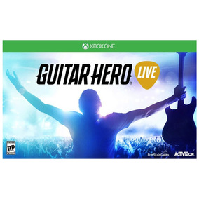 Videojuego Guitar Hero Live Xbox One Activision Gamer