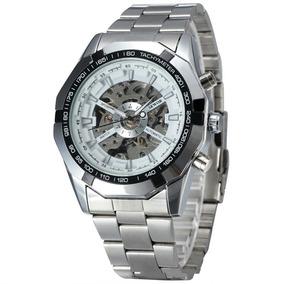 6dda87da061 Relogio Mecanico Automatico Genuíno Ik 14045 Esqueleto - Relógios De ...