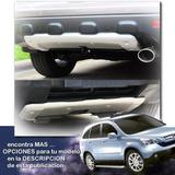 Honda New Crv Bumper Metalicos Adelante Atras Tuningchrome