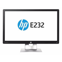 Hp Business E232 23 Led Lcd Monitor