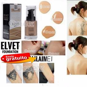 Maquillaje Tailamei Cobertura Maxima Para Tatto Caja 12 Pz