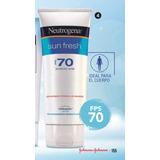 Protector Solar Neutrogena De Cuerpo De 70 Spf