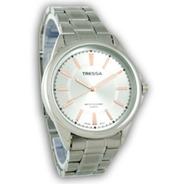 Reloj Tressa Cali Hombre Acero Garantia Oficial