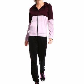 Conjunto Pants Con Sudadera Elements Mujer Reebok Bk5107