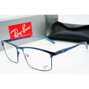 Oculos Masculino Quadrado Ray Ban - Óculos Armações no Mercado Livre ... 1e576b7614