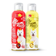 Foam - Shampoo Cremoso Para Cachorro