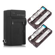 Kit De Baterias F570 Para Yongnuo Yn608