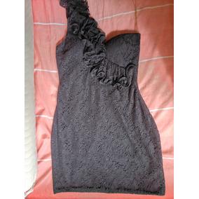 Vestido De Festa Ssang Bang Wool Black