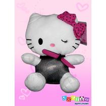 Hello Kitty Glam Peluche Sanrio 25 Cm