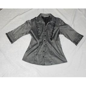 Ropa Blusas Camisas De Dama Remate Usadas Talla M L