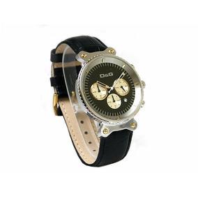 36fad818b99f7 Relógio Dolce Gabbana Com Brilhantes - Relógios De Pulso no Mercado ...