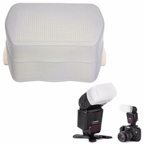 Difusor Para Flash Canon Speedlite 430ex - 430 Ex Ii