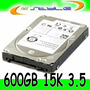 Hdd 600gb Sas 3.5 15k 6gbps Lff P/ Hp Storage Msa P2000