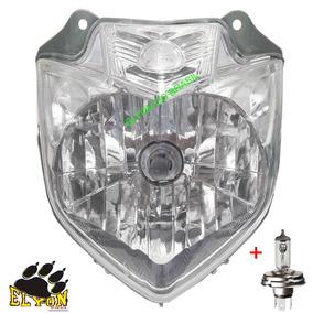 Bloco Optico Farol Com Lampada Yamaha Fazer 250 2011
