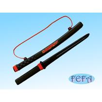 Espada Samurai Brinquedo Infantil Fantasia 58 Cm