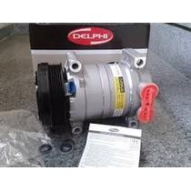 Compressor Delphi S10 4.3 V6 Original + Filtro +válvula Exp.