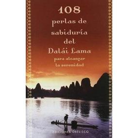 Libro 108 Perlas De Sabiduria Del Dalai Lama - Nuevo