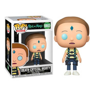 Funko Pop! Rick And Morty - Death Crystal Morty #660