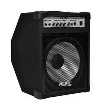 Amplificador Cubo Baixo Maudio Bx200 Cone Aluminio F 15 200w