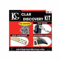Bg Clarinete Discovery Kit - Dkc