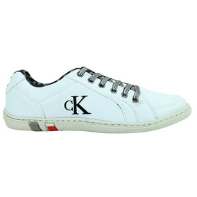 Sapatênis Calvin Klein Branco