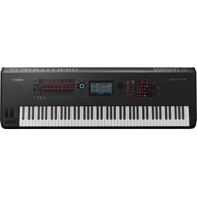 Sintetizador Yamaha Montage8 Workstation Profesional 88 Tecl