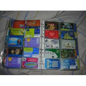 2.500 Cartões Telefônico Raros.
