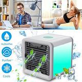 Ventilador Enfriador Personal Clima Portatil Cool Artic Air
