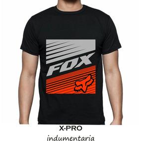 Remeras Fox