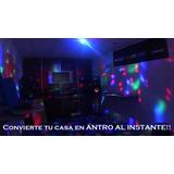 Luz Luces Fiestas Eventos Locales Discotecas Miniteca Etc