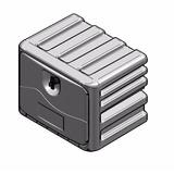 Caixa De Ferramentas Box 600 X 470mm Rotomoldagem
