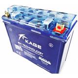 Bateria Gel Kage 12n7a 3a Corven Hunter 160 Brava Altino 150