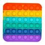 Multicolor Cuadrado