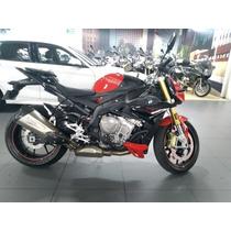 Bmw S1000r Roja