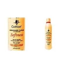 Hidratante Capilar Max Gold Cotton Botanica 340ml