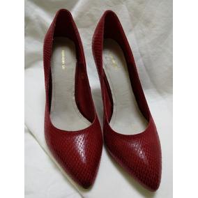 Zapatos Fiusha Dama Marca H&m Num 4