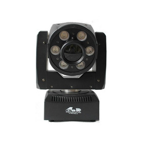 Cabezal Movil Moving Led 250 Gbr Efecto Iluminacion Video