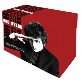 Bob Dylan The Complete Album Collection 47 Cds Boxset Nvo