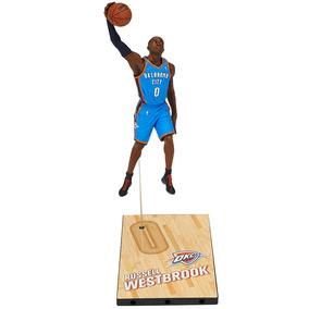 Russell Westbrook Oklahoma City Thunder Nba Mcfarlane