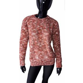 Sweater Pullover Tejido Mujer